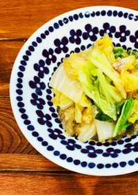 ♡白菜と挽肉の春雨煮♡