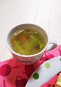 タンメン風★野菜スープ