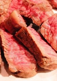 2cmのステーキの焼き方