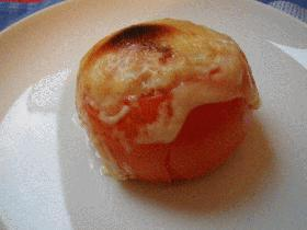 詰めて、焼いて、トロ-リトマト