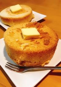ふわふわ♡夢の厚焼きスフレパンケーキ