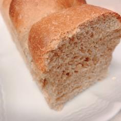パウンド型 全粒粉50% ミニ食パン