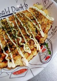 卵納豆オムレツ