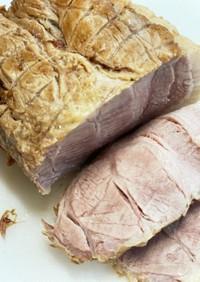 ずぼら豚肩チャーシュー(コストコ肉)