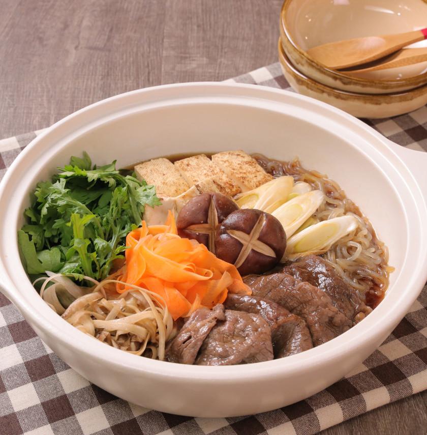 東京都の味!すき焼き鍋