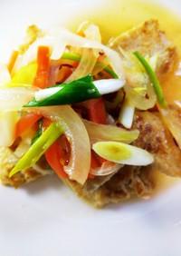 糖質制限ダイエット鶏胸肉の焼き南蛮