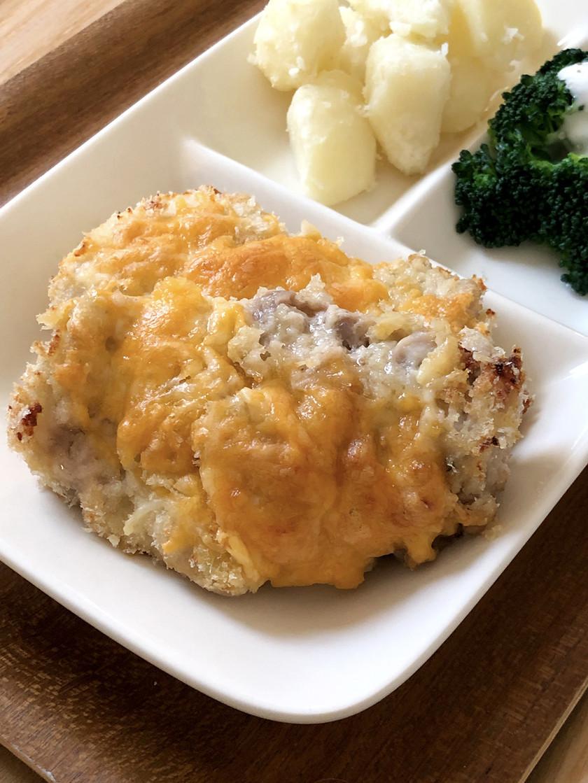 北米の家庭料理★ランチチキン