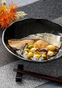鮭の彩りあんかけ【入院食㉔夕/主菜】