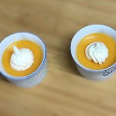 かぼちゃのプリン@バターナッツ