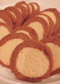 さくほろクッキー(ココア)