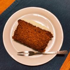 アメリカンなキャロットケーキ