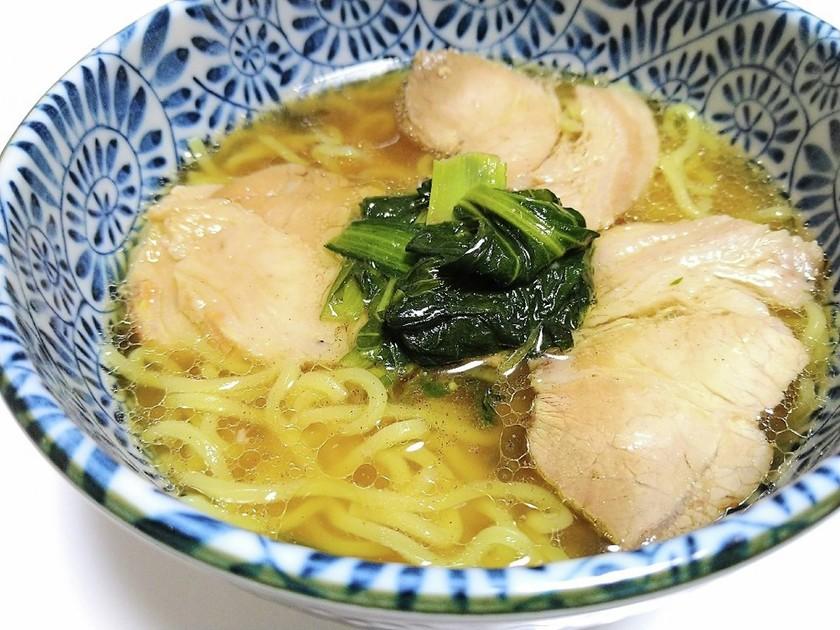 簡単醤油ラーメンスープ