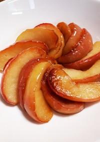 焼きリンゴ~カロリー控えめ♡