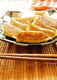 キヌアベジー餃子