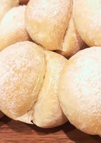 簡単☆ハイジの白パン