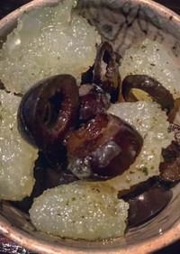 イタリアンなクラゲ(おつまみ)