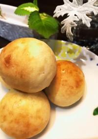 冷蔵庫で低温発酵☆朝でも手作りパン