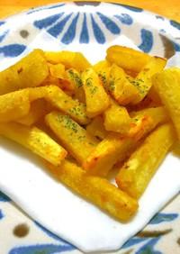 さつま芋のフリッター◎唐揚げ粉で簡単