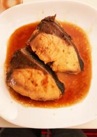 簡単魚料理!ぶりの照り焼き!