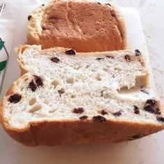 HBレーズン生クリームご飯食パン