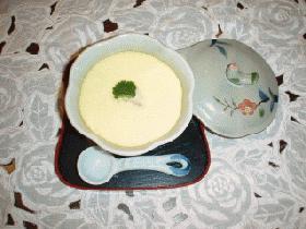 ☆★さっぱり梅茶碗蒸し☆★
