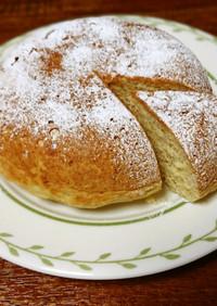 HMと生おからの簡単ケーキ♪♪(炊飯器)
