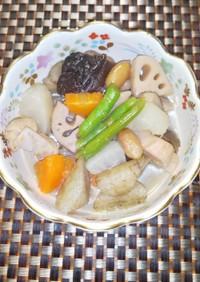 【クッキングプロ】郷土料理煮ごみ