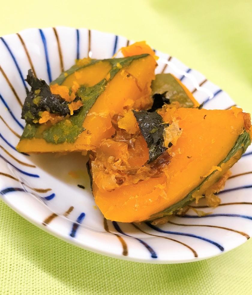 かぼちゃの海苔おかか煮