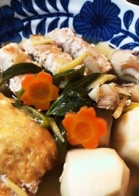 白だし(ヤマサ昆布つゆ白だし) 肉巻煮物