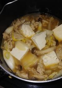 白菜と豚こまの旨煮☆中華風☆