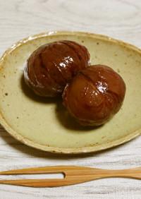 栗の渋皮煮 【JA福井県】