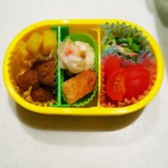 一歳5ヶ月お弁当〈覚書〉プラス ご飯