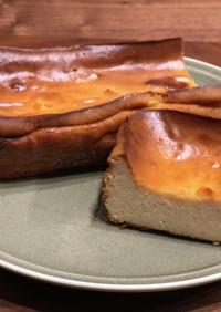 簡単!ベイクドチーズケーキ(18cm)