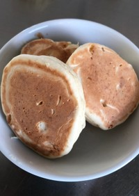 【離乳食中期】パンケーキ※卵不使用