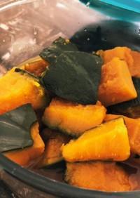 わたしの煮物☆冷凍かぼちゃ煮