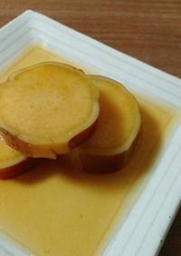 さつま芋の甘煮 保育園の給食、おやつ