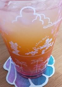 オレンジサワーホワイトドリンク*TDS風