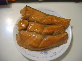 鮭のこっくりみそ焼き