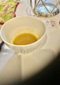 カンタン酢味噌