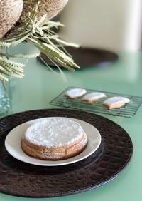GF・微糖アーモンド&オリーブ油ケーキ