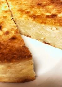 高たんぱく低カロリー!簡単チーズケーキ