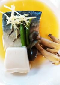 糖質制限ダイエット☆旬のサバ味噌煮