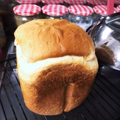 しっとり♪もちもち♪ミルク食パン