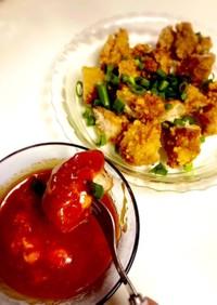 ヤンニョムチキンのソース♡