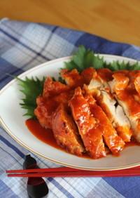鶏モモのコチュジャンダレ☆カンタン調味
