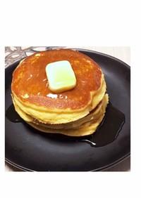 糖質制限♡大豆粉パンケーキ