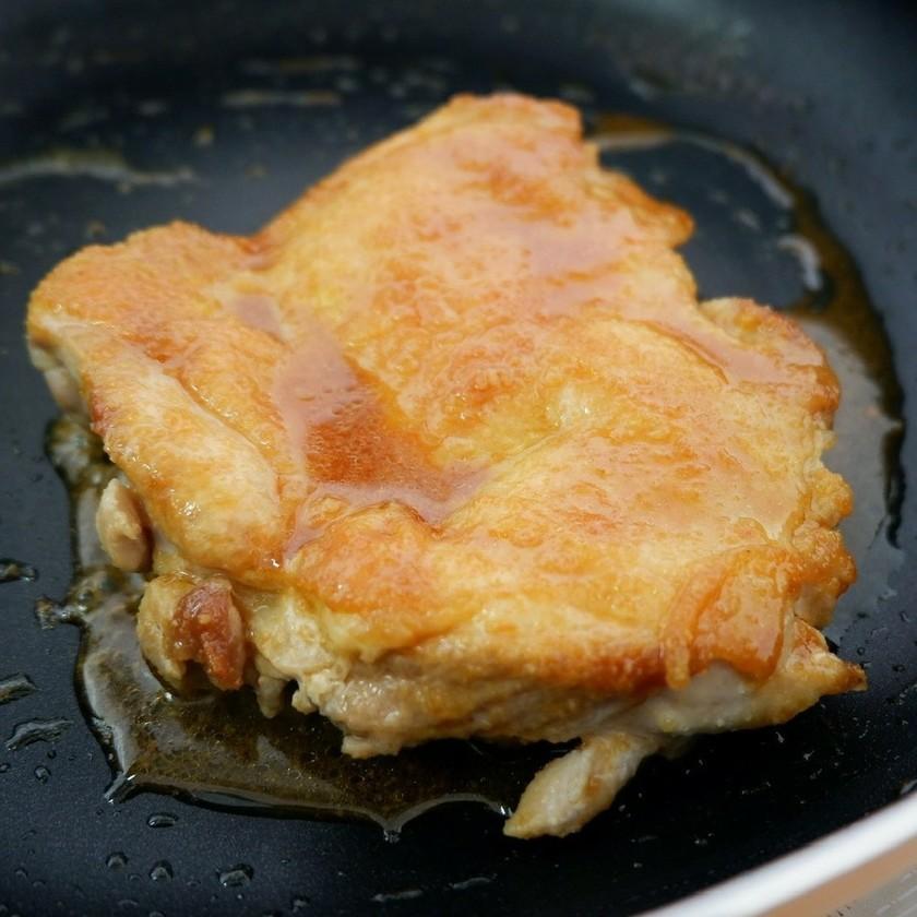 鶏肉のおから照り焼き