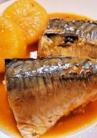 レンジで時短!サバの味噌煮と大根の味噌煮