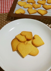 ★糖質オフ!サクサク*おからクッキー*♪