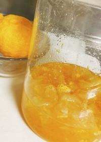 簡単 風邪予防✨さわやか ゆず茶